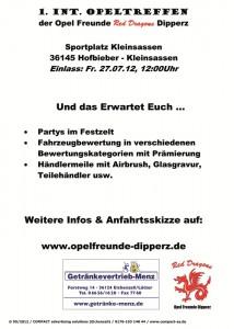Flyer 2012 Rückseite